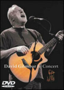 David Gilmour In Concert - DVD