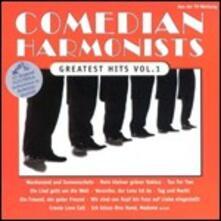 Greatest Hits 1 - CD Audio di Comedian Harmonists