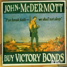 If Ye Break Faith - CD Audio di John McDermott