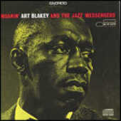 CD Moanin' Art Blakey Jazz Messengers