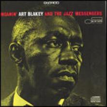 Moanin' (Rudy Van Gelder) - CD Audio di Art Blakey,Jazz Messengers