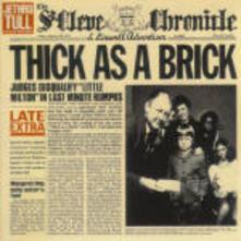 Thick as a Brick - CD Audio di Jethro Tull