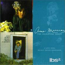 A Love Song-Highly Prized - CD Audio di Anne Murray