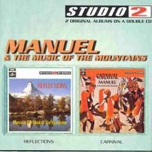 Reflections-Carnival - CD Audio di Manuel
