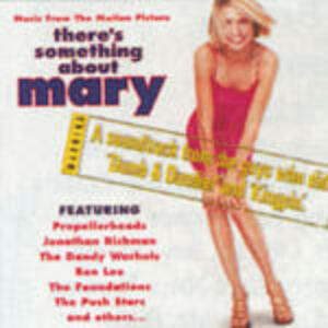 Tutti Pazzi per Mary (There's Something About Mary) (Colonna Sonora) - CD Audio