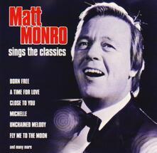 Sings the Classics - CD Audio di Matt Monro