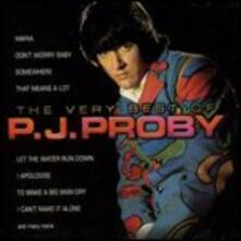 The Very Best of - CD Audio di P.J. Proby