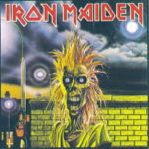 CD Iron Maiden di Iron Maiden