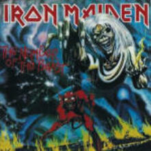 The Number of the Beast - CD Audio di Iron Maiden