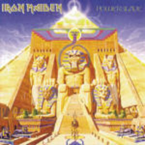 CD Powerslave Iron Maiden