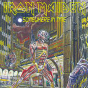 CD Somewhere in Time Iron Maiden