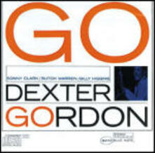 Go (Rudy Van Gelder) - CD Audio di Dexter Gordon