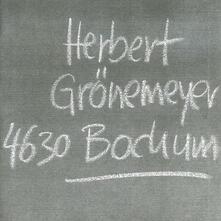 4630 Bochum - CD Audio di Herbert Grönemeyer