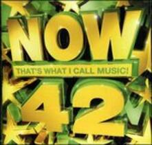 Now That's What I Call Music!! 42 - CD Audio