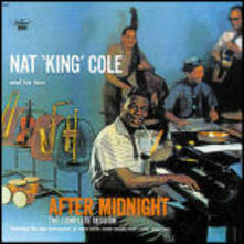 The Complete Session After Midnight - CD Audio di Nat King Cole