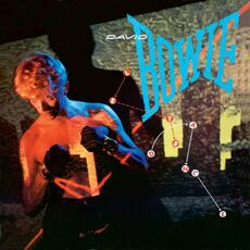 CD Let's Dance David Bowie