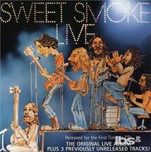 Live (Remastered) - CD Audio di Sweet Smoke