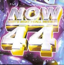Now 44 (Musicassetta) - Musicassetta