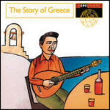 The Story of Greece - CD Audio