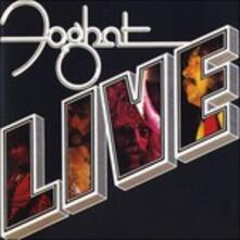 Live - CD Audio di Foghat