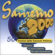 Sanremo Millennium - CD Audio