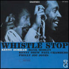 CD Whistle Stop (Rudy Van Gelder) Kenny Dorham