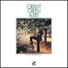 Alive! - CD Audio di Grant Green