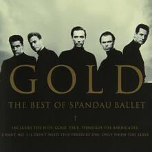 Gold. The Best of - CD Audio di Spandau Ballet