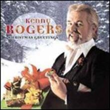 Christmas Greeting - CD Audio di Kenny Rogers