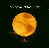CD Parachutes Coldplay