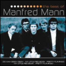 The Best of Manfred Mann - CD Audio di Manfred Mann