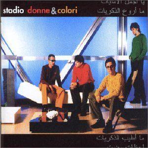 Foto Cover di Donne & colori, CD di Stadio, prodotto da EMI