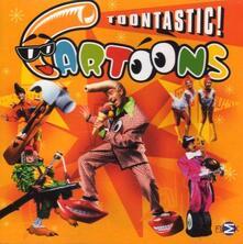 Toontastich - CD Audio di Cartoons