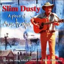 A Piece of Australia - CD Audio di Slim Dusty