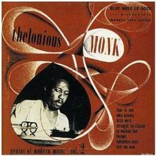 Genius of Modern Music vol.2 (Rudy Van Gelder) - CD Audio di Thelonious Monk