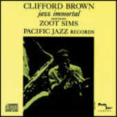 CD Jazz Immortal Clifford Brown