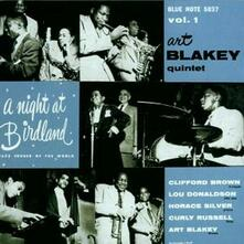 A Night at Birdland vol.1 (Rudy Van Gelder) - CD Audio di Art Blakey