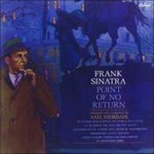 Point of No Return (+ Bonus Tracks) - CD Audio di Frank Sinatra
