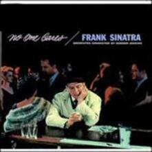 No One Cares (+ Bonus Tracks) - CD Audio di Frank Sinatra