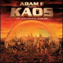Kaos - CD Audio di Adam F