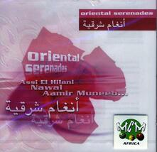 Oriental Serenades - CD Audio