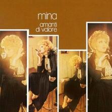 Amanti di valore - CD Audio di Mina
