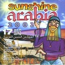 Sunshine Arabia 2002 - CD Audio