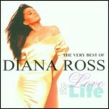 Love & Life. The Very Best of Diana Ross - CD Audio di Diana Ross