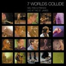 7 Worlds Collide - CD Audio di Neil Finn