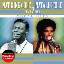 Back to Back Hits - CD Audio di Nat King Cole