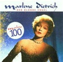 Der Blonde Engel - CD Audio di Marlene Dietrich