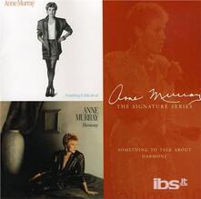 Something to Talk-Harmony - CD Audio di Anne Murray