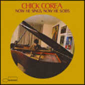 CD Now He Sings Now He Sobs Chick Corea
