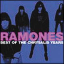 Best of the Chrysalis Years - CD Audio di Ramones